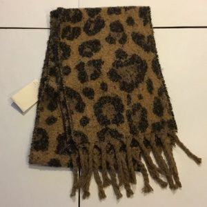 A New Day Fringed Scarf